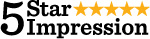 5 Star Impression Reviews Widget